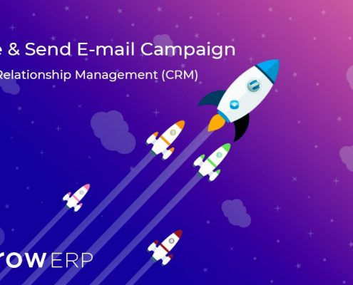 Create Email Campaign CRM