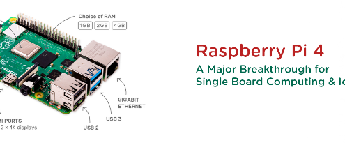 Raspberry Pi 4 for Single Board Computing & IoT - FI